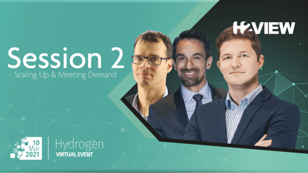 H2 View Hydrogen Virtual Event: Scaling Up & Meeting Demand