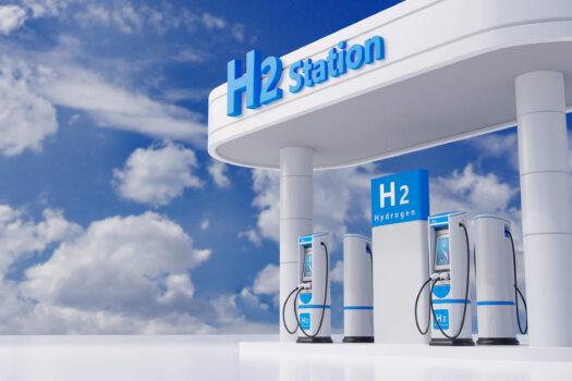 New hydrogen station promises rapid refuelling