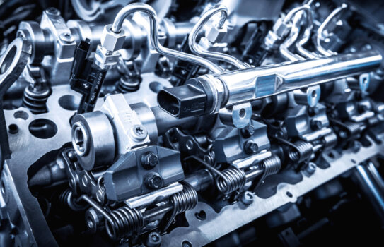 New hydrogen-fuelled internal combustion engine under trial