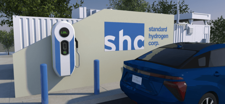 Partnership to deploy new technology and increase hydrogen infrastructure