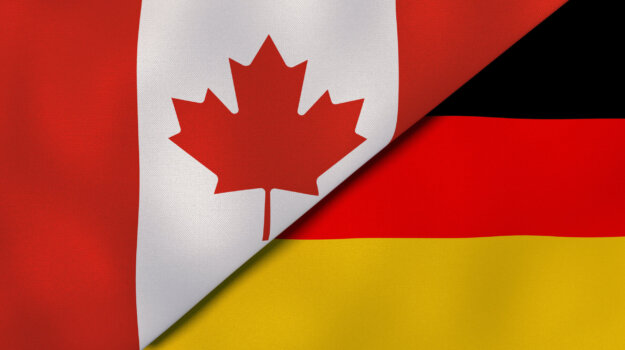 Hydrogen prioritised in new energy partnership between Canada and Germany
