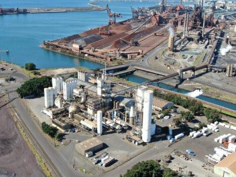 Coregas to build Australia's first hydrogen refueller for heavy transport