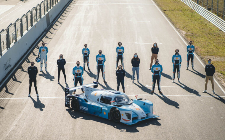 Hyundai to support Forze Hydrogen Racing