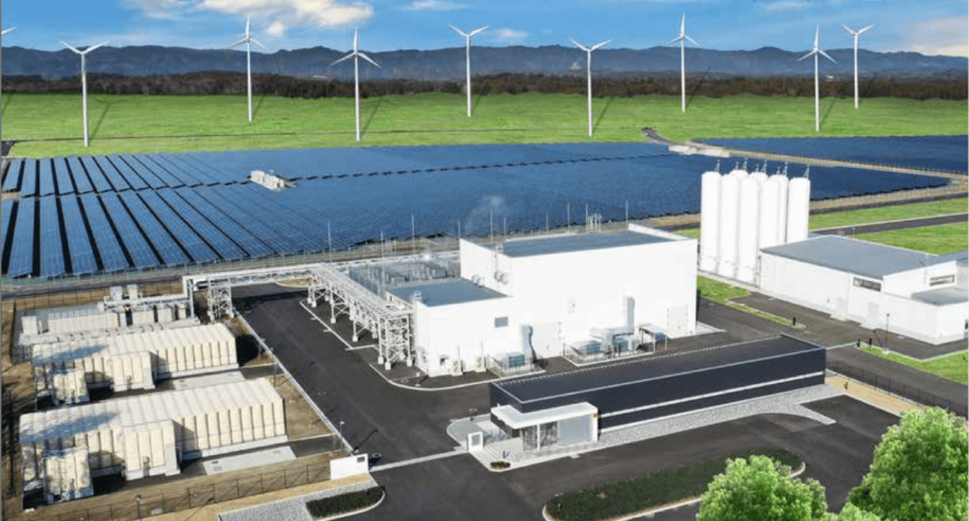 SA Labor unveils $590m hydrogen plan to power new jobs and industry