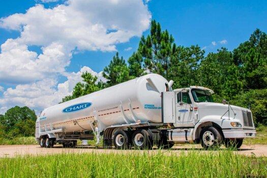 Inside Chart Industries' hydrogen business