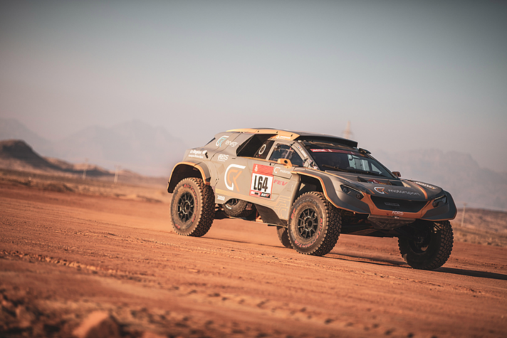 e-Blast H2 to debut at Daker Rally 2022