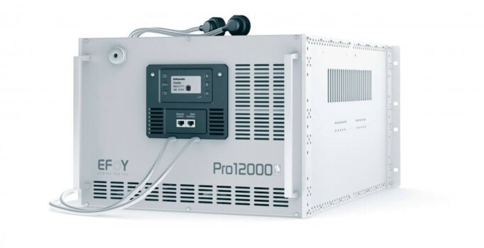 New fuel cell power management system to support disaster teams