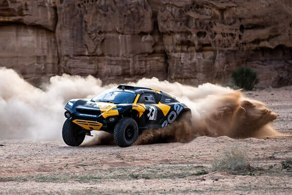 All-electric off-road motorsport series Extreme E starts this weekend