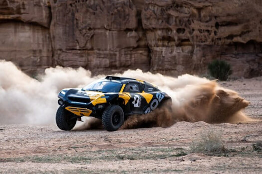 Extreme E adds Sardinia to its 2021 schedule