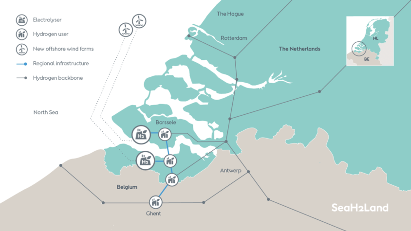 Ørsted to expand North Sea Port into green hydrogen hub; unveils plans for one of the world's largest hydrogen production facility