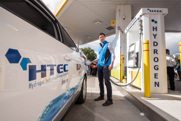 HTEC's British Columbia hydrogen stations retailing at $10.15 per kg