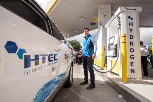 HTEC's British Columbia hydrogen stations retailing at $10.15 per kg