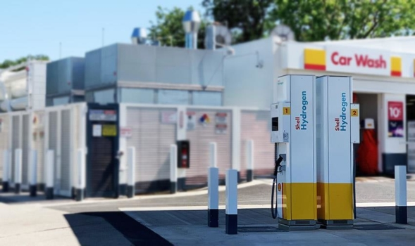 California's 40th hydrogen station opens