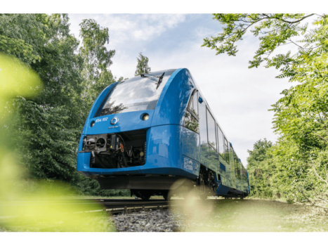 €190m order to bring hydrogen trains to regions in France