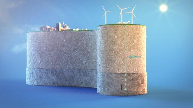 EWE to explore underground 100% hydrogen storage