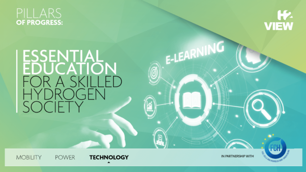 Pillars of Progress: Technology – Essential education for a skilled hydrogen society