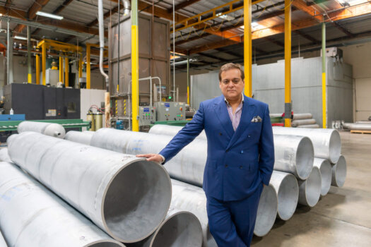 Uttam Group purchases Catalina Composites; to invest 'at least $20m'