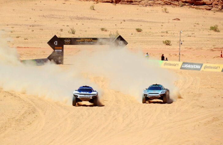 Extreme E: Hydrogen-powered electric rally series deemed a success
