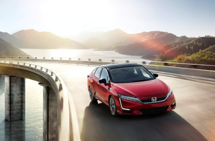 Battery and fuel cell electric vehicles to represent 100% of global Honda sales by 2040