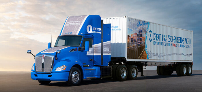 Hydrogen trucks, trends and technologies