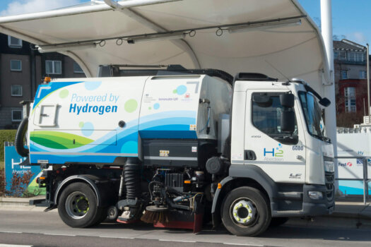 ULEMCo to support hydrogen mobility in Scotland; closes major funding round