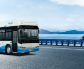 New hydrogen bus unveiled in China
