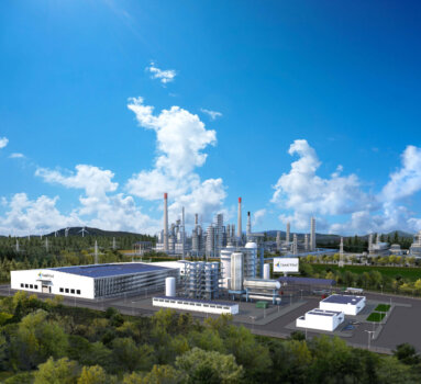 Carbon Clean to support Liquid Wind with carbon capture technology