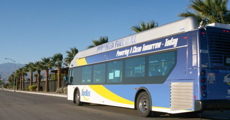 California: SunLine Transit Agency to trial cost competitive hydrogen production technology for bus refuelling