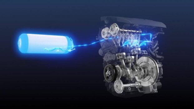 Toyota to test new hydrogen engine in Japanese motorsport event