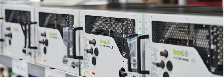 SerEnergy launches next generation of methanol fuel cells: SereneU