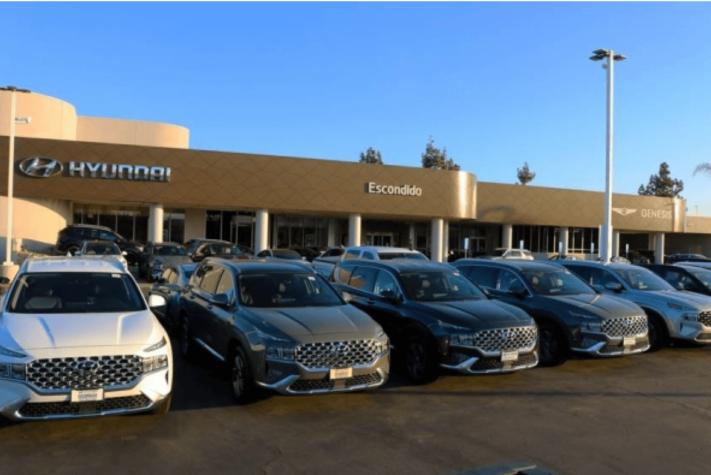 Hyundai expands NEXO availability in California