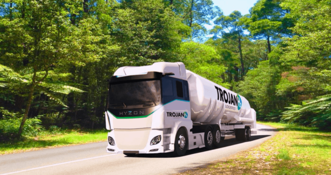 TrojanH2 positions itself at the forefront of Australian hydrogen transportation