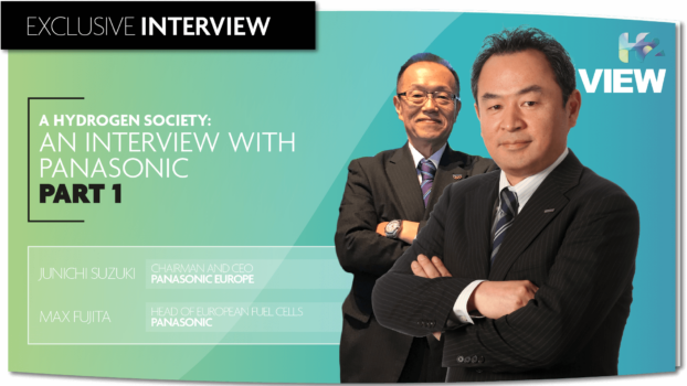 A hydrogen society: An interview with Panasonic, Part 1