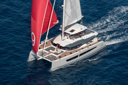 Fountaine Pajot to integrate hydrogen solutions into 59ft catamaran