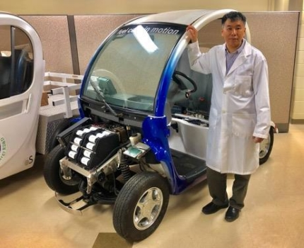 University of Waterloo develop fuel cell technology