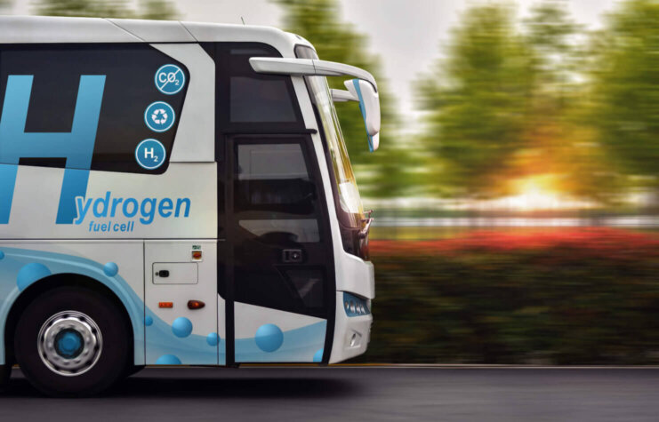 Concentric to develop e-coolant pumps for a new hydrogen-powered bus