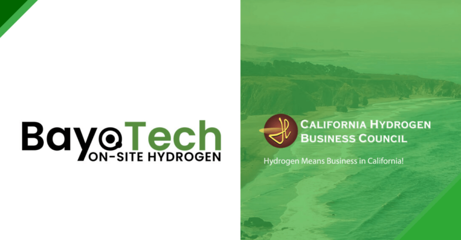 BayoTech joins the California Hydrogen Business Council Board