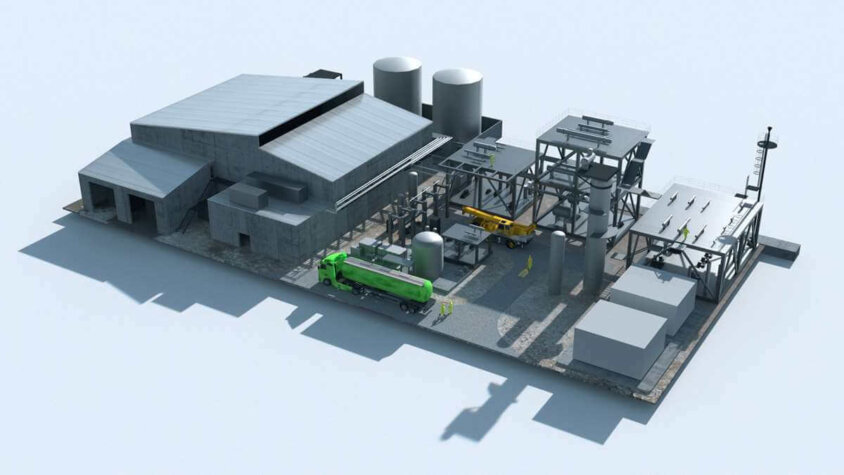 Hydrogen-based e-fuels plant to be developed in Norway