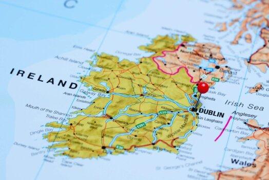 Offshore green hydrogen storage to be developed in Ireland
