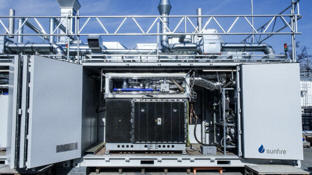 Sunfire achieves major milestone with second generation SOEC