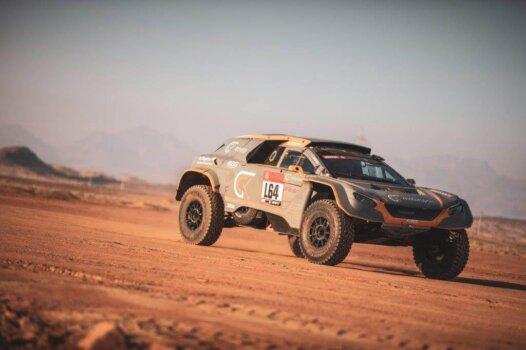 EKPO to provide fuel cell stacks to GCK for 2023 Dakar Rally
