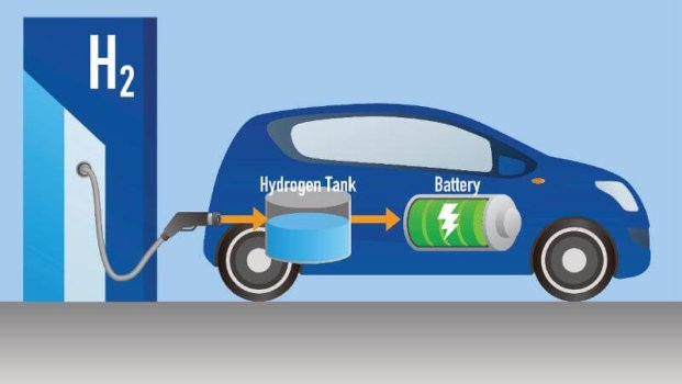 Queensland Government to add hydrogen cars to its fleet
