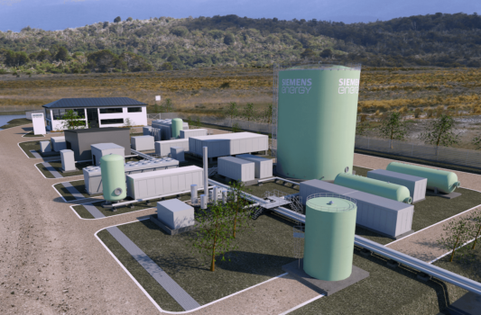 A new hydrogen reality: Haru Oni, the world's first integrated e-fuels plant