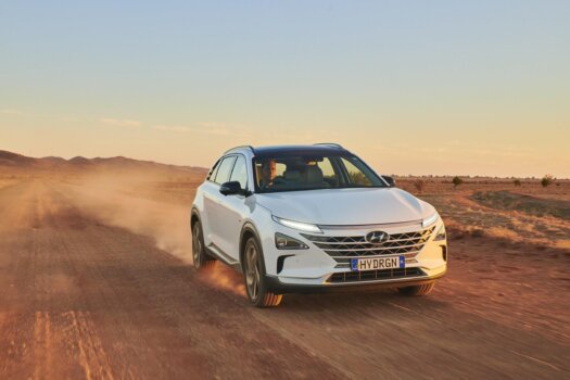Hyundai Nexo breaks world record for longest distance travelled in a FCEV
