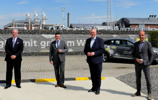 Proposed Lower Saxony hydrogen hub attracts interest from German politicians