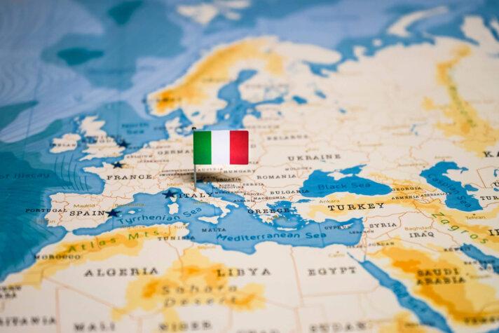Plans progress for a hydrogen-certified pipeline in Italy