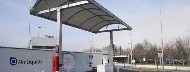 Air Liquide to support Daimler Trucks with liquid hydrogen and an enhanced refuelling system