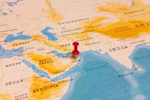 25GW hydrogen mega project set for Oman