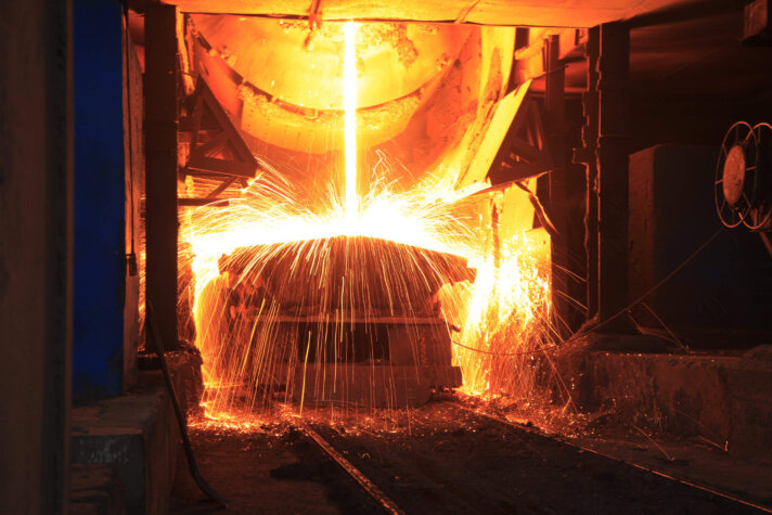 Snam, Rina and Giva test 30% natural gas and hydrogen blend in steelmaking