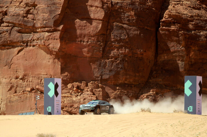 Second off-road electric series Extreme E race begins this weekend